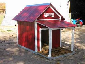 Heater for dog house outside home improvement for Outdoor dog house ideas