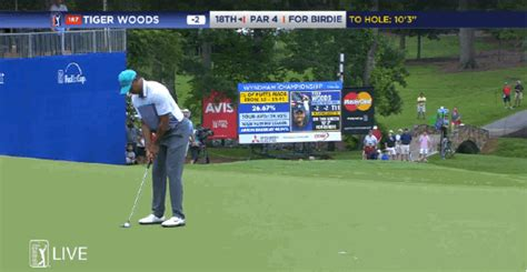 Tiger Woods just shot his best round since 2013 on a ...