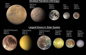 planets with moons | ... moons in our solar system as they ...