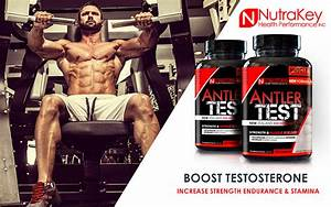 Antler Test By Nutrakey  Lowest Prices At Muscle  U0026 Strength