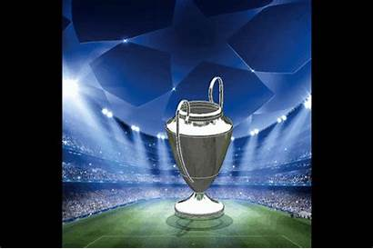 Champions League Cup 3d Copa Animated Futbol