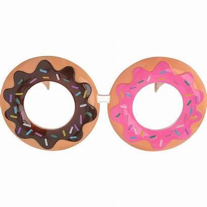 Glasses Donut Icon Email Partycity