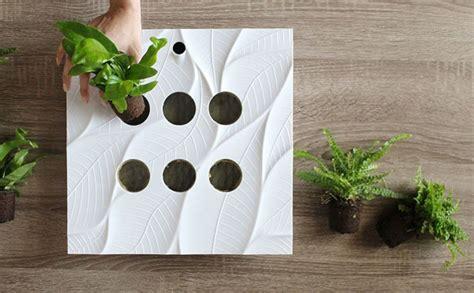 How To Make Vertical Garden Indoor Living Wall by Indoor Living Wall Planter Easy Vertical Gardening