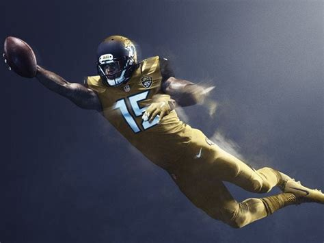 nikes nfl color rush uniforms