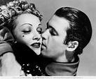 Marlene Dietrich, James Stewart - Destry Rides Again (1939 ...
