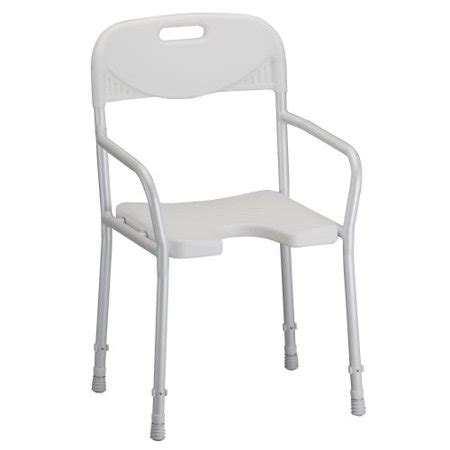 Shower Chair With Arms And Back - shower chair with back arms walmart