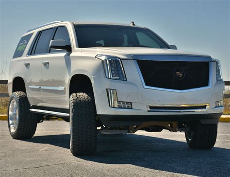 cadillac escalade lifted aspire autosports