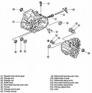 2001 Kia Rio Wiring Diagram
