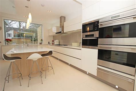 One Coolest Kitchen Designs by Modern Two Tone Kitchen Design Reno Kitchen Kitchen