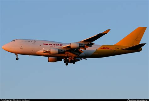 N743CK Kalitta Air Boeing 747-446(BCF) Photo by Benjamin ...