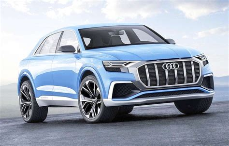 2019 Audi Q7 Features, Release Date And Redesign Just