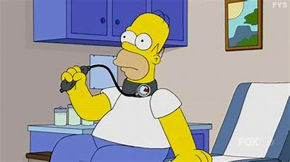 Simpson Homer Simpsons Pressure Blood Giphy Gifs