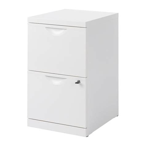 Erik File Cabinet  White  Ikea