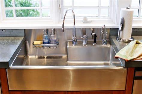 robinet mural cuisine 20 designs d 39 évier à poser et 7 conseils d 39 installation