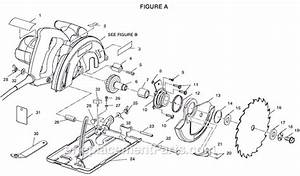 Ryobi csb121 parts list and diagram ereplacementpartscom for Circular saw diagram