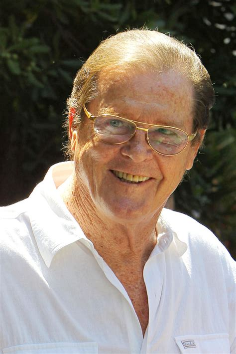 roger moore director director still surprised that roger moore agreed to do
