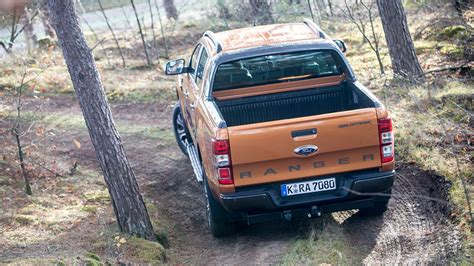 Ford Ranger Wildtrack (2016) review   CAR Magazine