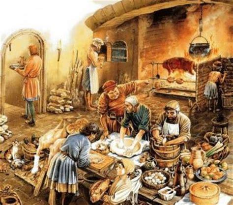 la cuisine médiévale histoire et recettes