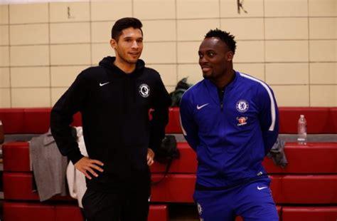 Michael Essien confirms: I keep fit at Chelsea's Cobham ...