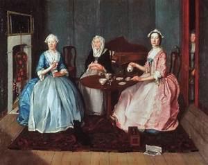 18C American Women: A brief history of tea in England ...