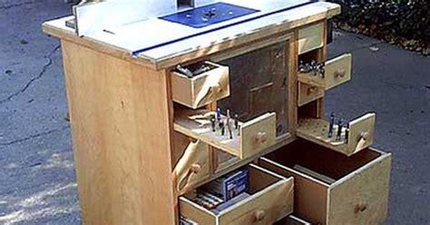 router table plans norm abrams router table shops