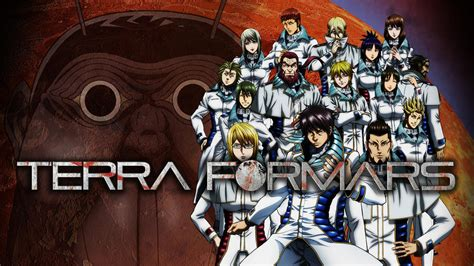 Terra Formars • Absolute Anime