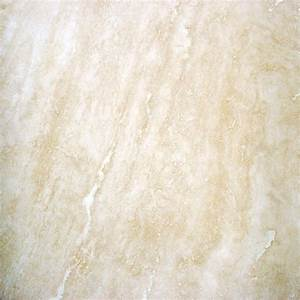MS International Platinum Travertine 18 in. x 18 in. Honed ...