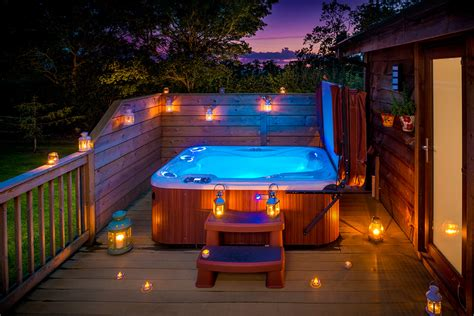 spa bathroom design ideas lodges with tubs wolds edge