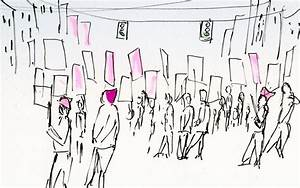 We Marched for Hope | Urban Sketchers