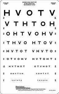 eye exam letter chart docoments ojazlink With vision letter chart