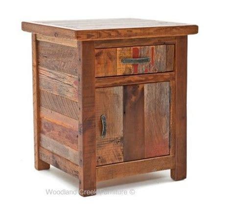 colorful nightstands best 25 rustic nightstand ideas on diy