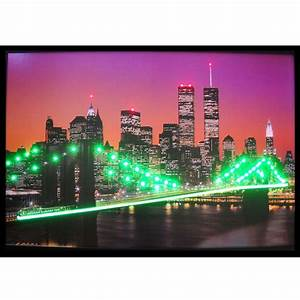 Led Skyline Leuchte : new york skyline neon led picture each poster comes fully framed and ready to hang on your wall ~ A.2002-acura-tl-radio.info Haus und Dekorationen