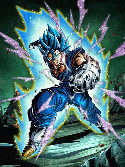 dokkanbattle  lr vegito blue