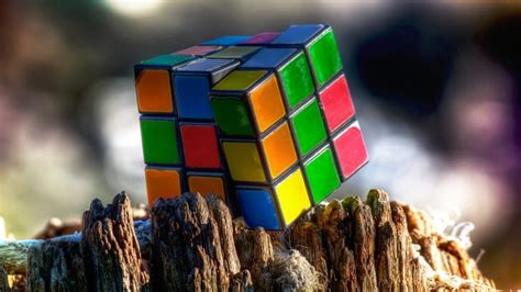 rubiks cube wallpaper abstract hd wallpapers