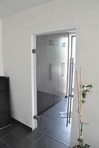 Porte en verre securit samplacard for Porte d entrée en verre securit