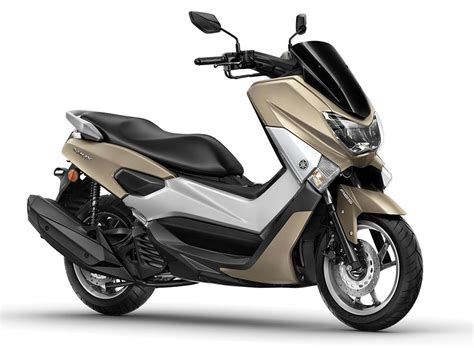 Nmax Image by New Yamaha Nmax Scooter Revealed