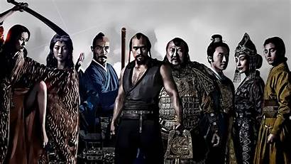 Marco Polo Tv Netflix Series Wallpapers Cast