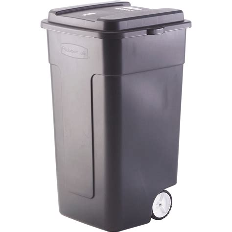 Kitchen Trash Can 9 Inches Wide by Hefty 13 Gallon Step On Trash Can Walmart