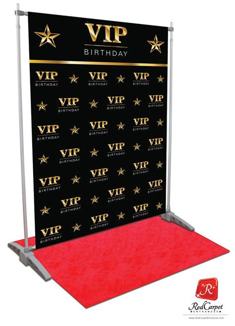 red carpet backdrop ideas  pinterest red
