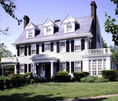 colonial style images colonial house styles colonial exterior