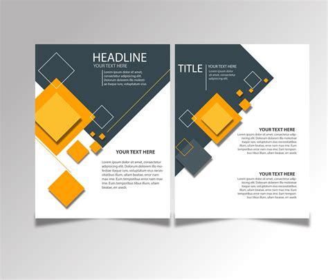 brochure design templates ai files