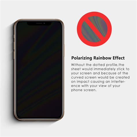 iPhone XS Max 3D Curved Screen Protector, Tempered丨VMAX