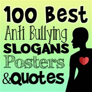 Anti Bully Quotes Impressive Anti Bullying Quotes Quotes ...