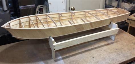 Model Boat Hull Construction by Matthews Model Marine Model Boat Builder Specializing
