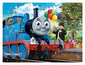 Thomas the Tank Engine Birthday Surprise Puzzle