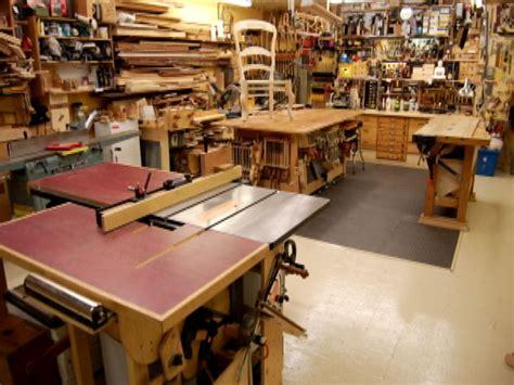 montreal bunker workshop finewoodworking