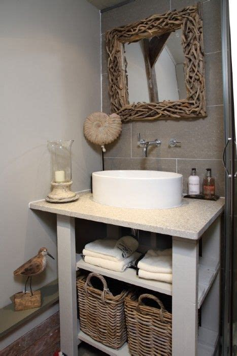 Modern Country Bathroom Decor by From Modern Country Style Cottage Tour Modern