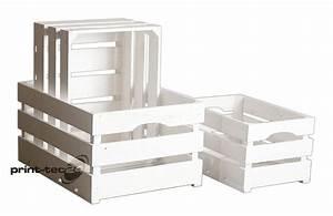 Weinregal Holz Weiß : 3er set weinkisten holz wei holzkisten kisten aufbewahrungsboxen weinregal ebay ~ Markanthonyermac.com Haus und Dekorationen