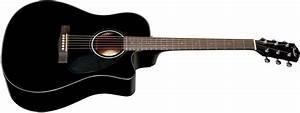 CD-140SCE, Black | Fender Acoustic Guitars
