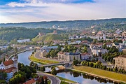 ABOUT VILNIUS - City of Mercy